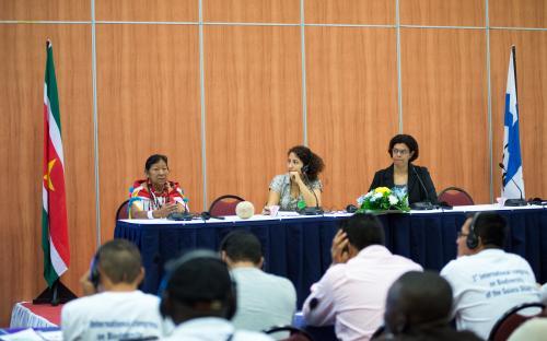 Biodiversity Congress Panel